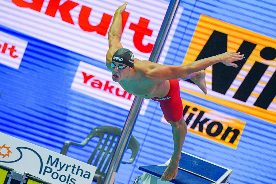 Nuoto |  ISL 2020 |  London Road guidano nella prima sessione |  Aqua Centurions in seconda posizione