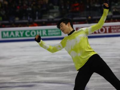 Pattinaggio artistico: Nathan Chen dilaga nello short a Skate America 2020, secondo Vincent Zhou