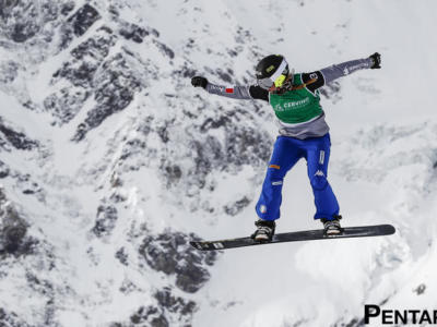 """Snowboardcross, Michela Moioli: """"Mi sono messa in testa che volevo vincere e ho vinto"""""""