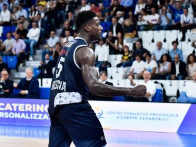 Basket, Brescia esordisce bene nelle Top 16 di EuroCup 2020, Promitheas Patras sconfitto per 63-57