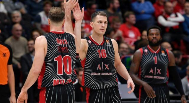 LIVE Olimpia Milano-Stella Rossa, Eurolega basket in DIRETTA: orario e come vederla in tv e streaming