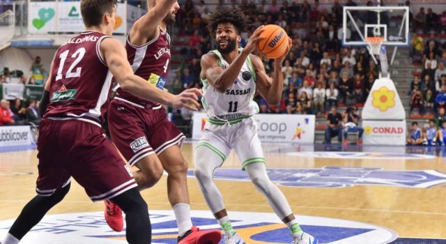 Lietkabelis-Dinamo Sassari, Champions League basket 2019-2020: programma, orari e tv