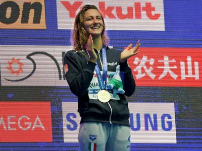 """Nuoto, Simona Quadarella: """"Sono più vicina a Ledecky, voglio lasciare un'impronta nei prossimi 10 anni"""""""