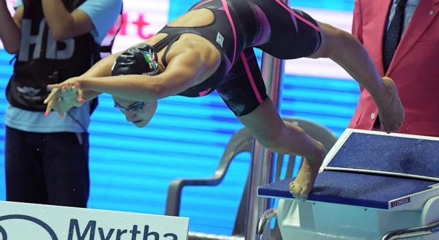 Nuoto, Europei in vasca corta Glasgow 2019: Quadarella d'ORO, Caramignoli completa la festa negli 800