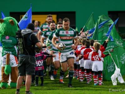 Rugby, Guinness Pro 14 2020: il XV del Benetton per sfidare le Zebre