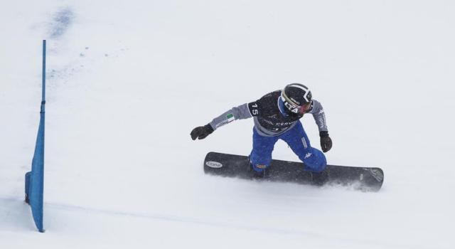 Classifica Coppa del Mondo snowboardcross 2020: Alessandro Haemmerle beffa Lorenzo Sommariva
