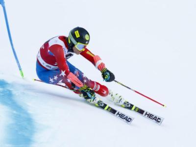 Sci alpino, Tommy Ford sorprende nella prima manche del gigante di Beaver Creek. Italiani distanti