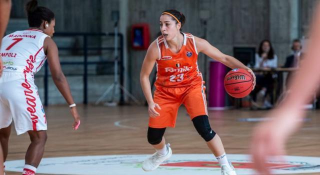 Basket femminile, le migliori italiane dell'8^ giornata di Serie A1. Francesca Dotto trascina Schio, molto bene anche Tagliamento e Barberis
