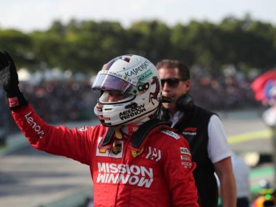 F1, il possibile addio di Vettel ed i candidati per la Ferrari 2021: sogno Hamilton, anche Sainz e Giovinazzi tra i papabili