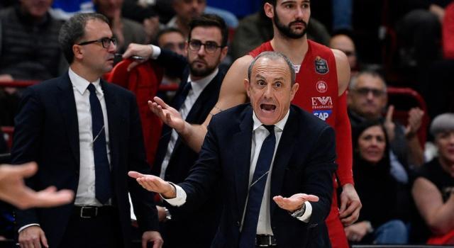"""Basket, Ettore Messina parla del match col Fenerbahçe: """"Gara sulla carta proibitiva, percentuali al tiro e difesa le chiavi"""""""