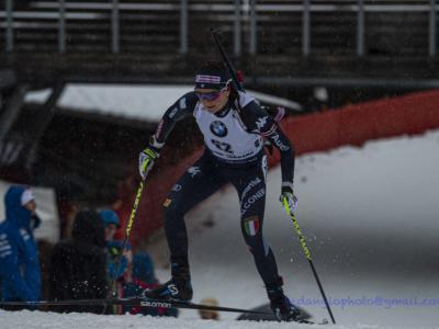 Biathlon, Europei 2020: Evgeniya Pavlova e Sergey Bocharnikov vittoriosi nelle super sprint, azzurri lontani