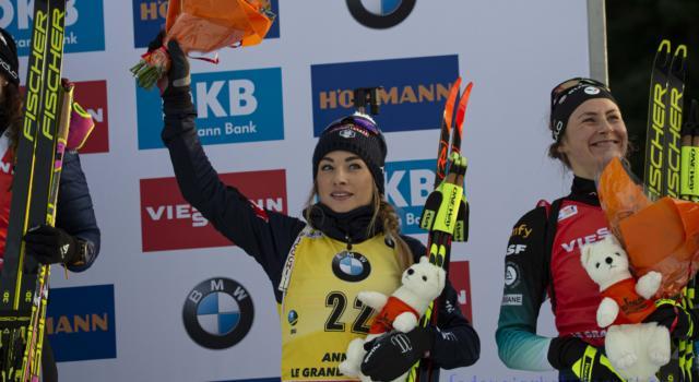 Biathlon, Le Grand Bornand 2019: la Norvegia domina ma una coriacea Wierer tiene botta e resta leader