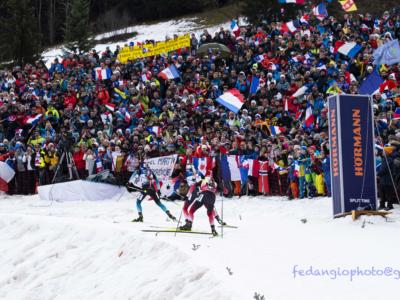 Biathlon, Johannes Boe infligge una dura lezione nella mass start di Le Grand Bornand 2019. 17° Dominik Windisch