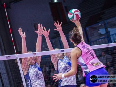 Volley femminile, Serie A1 2019-2020: nona giornata. Busto Arsizio batte Scandicci, -5 da Conegliano. Casalmaggiore terza
