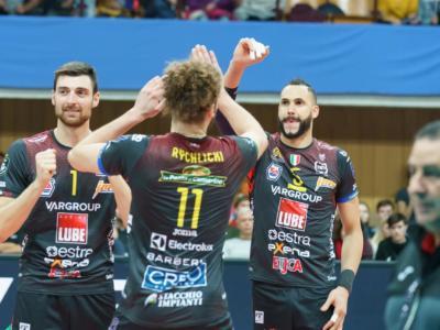 Volley, Champions League 2019-2020: Civitanova batte il Budejovice a domicilio, esordio vincente della Lube