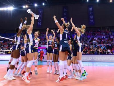 Conegliano, Regina del Volley. Le Pantere conquistano il Mondiale, Paola Egonu è la più forte giocatrice del Pianeta