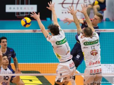Volley, Superlega 2019-2020: Monza vince l'anticipo 3-2 ma Padova festeggia l'ingresso nei quarti di Coppa Italia