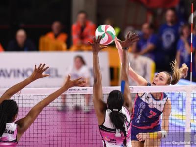 Volley femminile, le migliori italiane della 19ma giornata di Serie A1: Elena Pietrini incontenibile