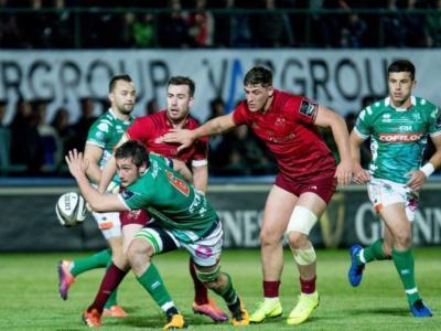 Rugby: da Pettinelli a Manfredi, i giovani italiani emergenti tra Pro14 e Top12