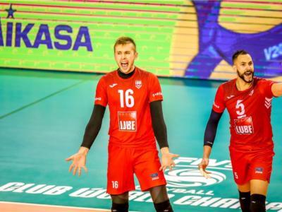 Volley, Mondiale per Club 2019: Civitanova vince il round robin, sconfitta indolore con Kazan. Semifinale con l'Al Rayyan