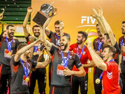 Volley, la CEV sospende tutti gli eventi a tempo indeterminato: quando si giocheranno Champions League e Coppe Europee?