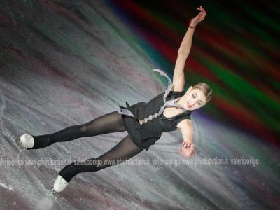 Pattinaggio artistico, tripletta russa nello short program degli Europei 2020. Kostornaia in testa, Alessia Tornaghi settima