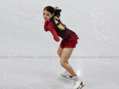 Pattinaggio artistico: Rika Kihira trionfa ai Campionati Nazionali Giapponesi, secondo posto per Kaori Sakamoto