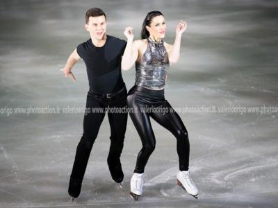 Pattinaggio di figura, Campionati Italiani Bergamo 2019: Guignard-Fabbri sul velluto nella rhythm dance, Righi-Dubrovin avanti in campo Junior