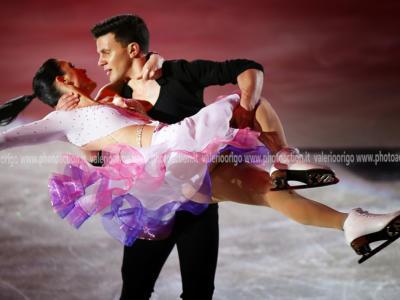 Pattinaggio di figura, Golden Spin Zagabria 2019: Charlène Guignard e Marco Fabbri si impongono nella danza sul ghiaccio, tutto facile per Tuktamusheva nel singolo