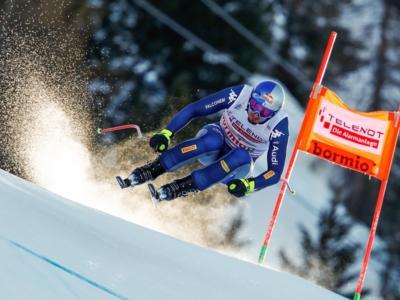 Sci alpino, Dominik Paris 2° dopo il superG della combinata di Bormio 2019. Riccardo Tonetti si gioca il podio