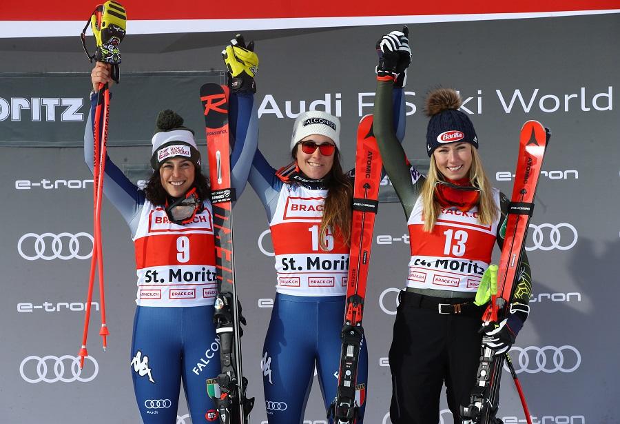 Sci alpino: Sofia Goggia torna in Engadina. Per replicare il successo di un anno fa in superG?