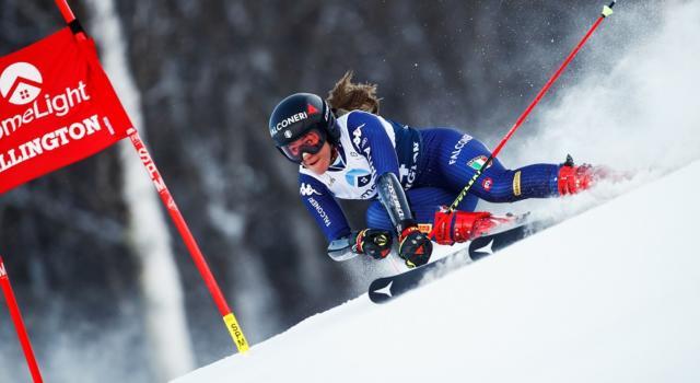 Sci alpino, tutte le doppiette realizzate dall'Italia nella Coppa del Mondo femminile