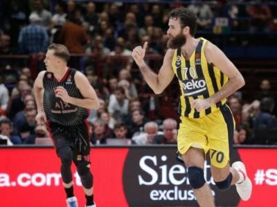 """Basket, Gigi Datome: """"Felice di giocare in una società ambiziosa come Milano. Ora è tempo di mettersi a lavorare"""""""