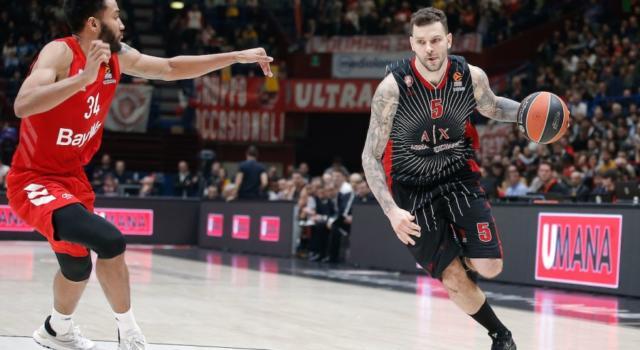 LIVE Olimpia Milano-Khimki Mosca 69-78, Eurolega basket in DIRETTA: i meneghini cadono in casa e vedono allontanarsi i playoff