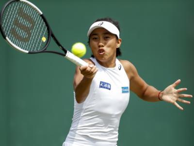 WTA Shenzhen 2020: avanti Mertens, Zhang e Alexandrova. Subito fuori Cirstea