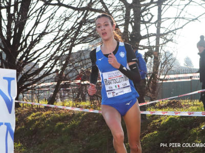 Atletica, Nadia Battocletti centra il minimo per le Olimpiadi sui 5000 metri femminili