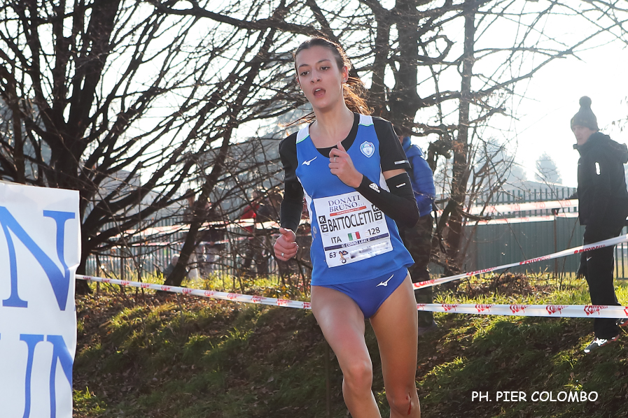 Nadia Battocletti centra la finale dei 5000 metri