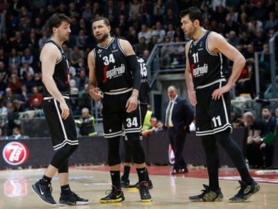 Basket: un positivo al Covid-19 alla ripresa degli allenamenti della Virtus Segafredo Bologna