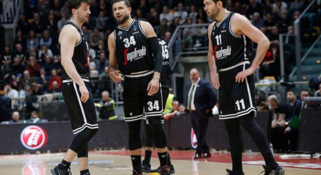Basket, Eurocup 2020: Darussafaka-Virtus Bologna rinviata, la squadra italiana non può mettere piede in Turchia