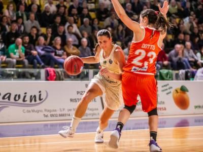 Basket femminile, Ragusa batte di nuovo Schio nell'anticipo della 16a giornata e torna in testa alla classifica di Serie A1 2020