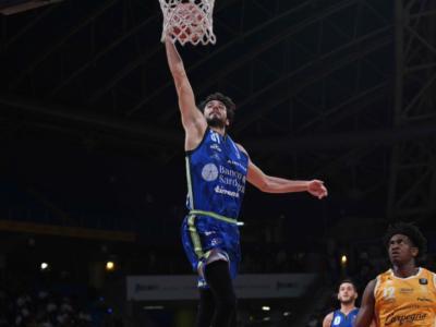 Basket, i migliori italiani della 19a giornata di Serie A. Michele Vitali MVP azzurro, spiccano Fontecchio e Ricci