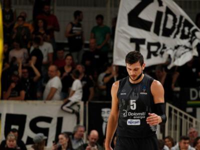 Trento-Partizan Belgrado, EuroCup basket 2020: programma, orario, tv e streaming
