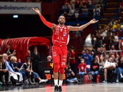 Basket: James Nunnally al Fenerbahce, colpo di rilievo per i turchi nella ricerca della risalita in Eurolega