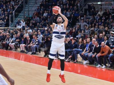 Basket, Serie A 2020: 20^ giornata. La Fortitudo Bologna vince il posticipo con Varese