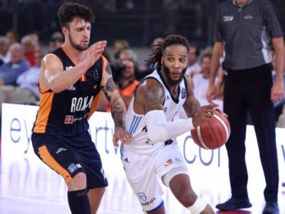 Brindisi-Virtus Roma in tv oggi: orario d'inizio, programma, streaming Serie A basket 2020