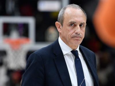 """Basket, Ettore Messina: """"Due squadre italiane in Eurolega? Un gran riconoscimento. La crisi economica…"""""""