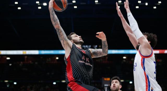 LIVE Valencia-Olimpia Milano 81-83, Eurolega basket 2020 in DIRETTA: Micov sulla sirena regala il successo ai meneghini dopo un overtime
