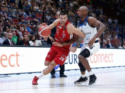 LIVE Brescia-Olimpia Milano 78-72, Serie A basket 2020 in DIRETTA: Lansdowne e Horton trascinano la Germani, che consolida il terzo posto!