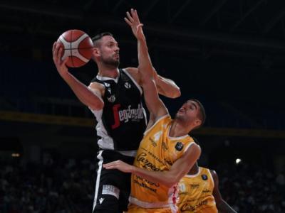 Basket, Filippo Baldi Rossi firma un biennale con Reggio Emilia