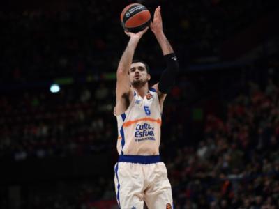 Basket, Eurolega 2020: i risultati del 31 gennaio. Anadolu Efes corsaro anche a Belgrado, il Valencia batte nel finale il Panathinaikos